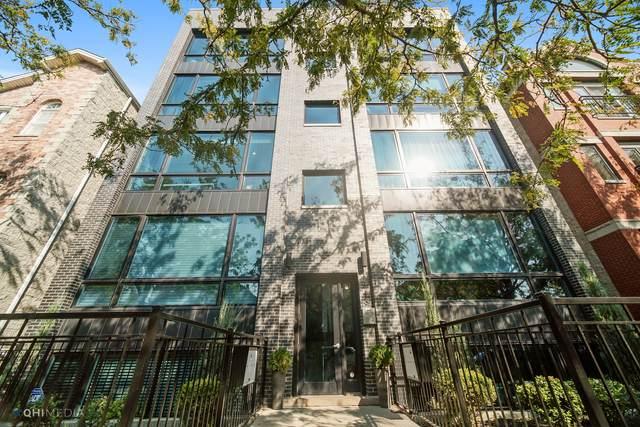 1446 W Cortez Street 2W, Chicago, IL 60642 (MLS #10949422) :: Suburban Life Realty
