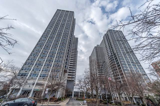 4250 N Marine Drive #601, Chicago, IL 60613 (MLS #10949430) :: The Wexler Group at Keller Williams Preferred Realty