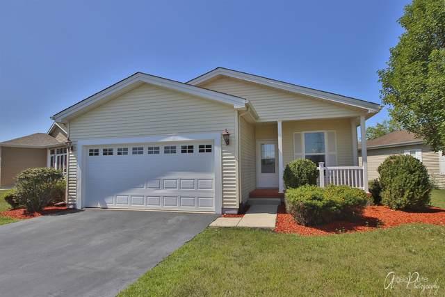 1600 Chariot Lane, Grayslake, IL 60030 (MLS #10949456) :: Suburban Life Realty