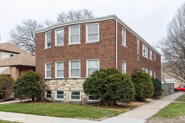 3322 W Catalpa Avenue, Chicago, IL 60625 (MLS #10949499) :: Jacqui Miller Homes