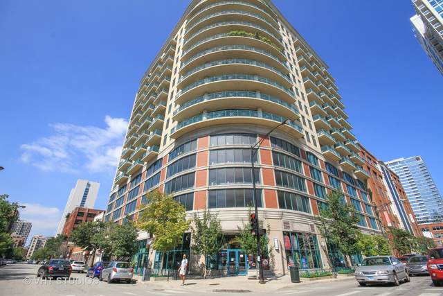 340 W Superior Street #1602, Chicago, IL 60654 (MLS #10949528) :: The Perotti Group