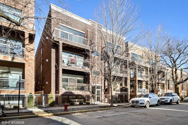 1424 W Fillmore Street 1W, Chicago, IL 60607 (MLS #10949635) :: The Perotti Group