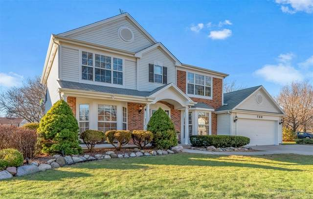 736 Royal Glen Drive, Cary, IL 60013 (MLS #10949718) :: John Lyons Real Estate