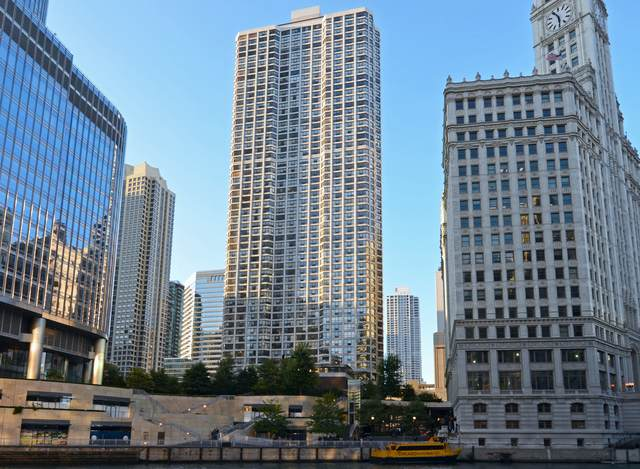 405 N Wabash Avenue #4210, Chicago, IL 60611 (MLS #10949732) :: Littlefield Group
