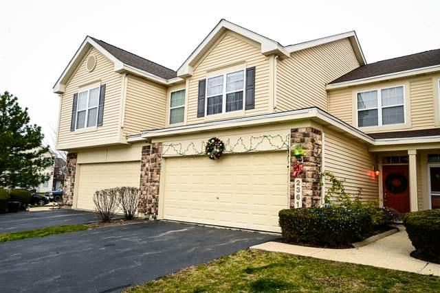 2361 Georgetown Circle, Aurora, IL 60503 (MLS #10949871) :: Jacqui Miller Homes
