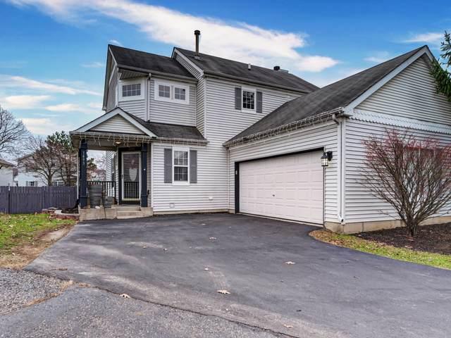 1493 Coreopsis Court, Romeoville, IL 60446 (MLS #10949906) :: John Lyons Real Estate