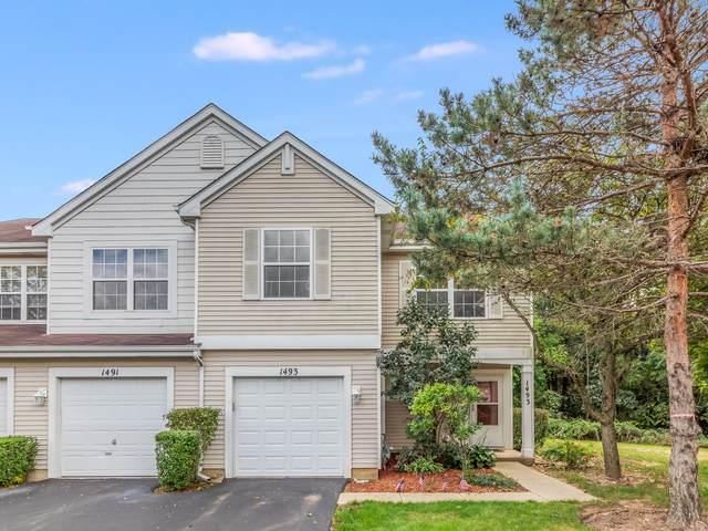 1493 Meadowsedge Lane, Carpentersville, IL 60110 (MLS #10949918) :: John Lyons Real Estate
