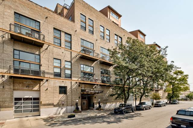 2545 S Dearborn Street #707, Chicago, IL 60616 (MLS #10950006) :: The Wexler Group at Keller Williams Preferred Realty