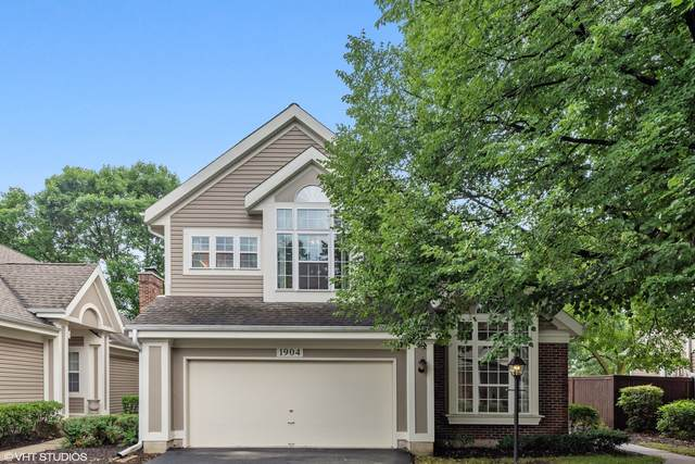 1904 N Windham Court, Arlington Heights, IL 60004 (MLS #10950039) :: Jacqui Miller Homes