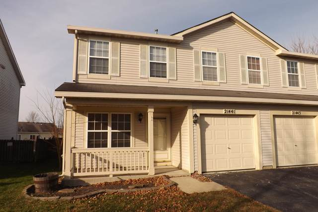 21441 Franklin Circle, Plainfield, IL 60544 (MLS #10950053) :: Schoon Family Group