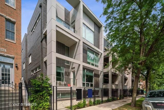 2912 N Damen Avenue 1W, Chicago, IL 60618 (MLS #10950054) :: Jacqui Miller Homes
