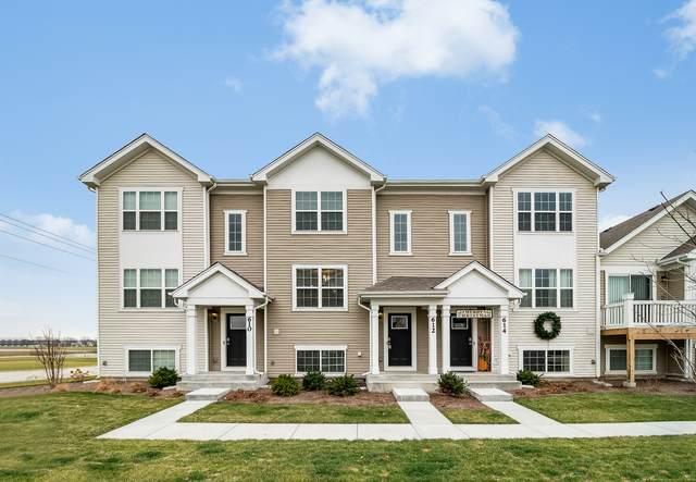 612 Spring Leaf Drive, Joliet, IL 60431 (MLS #10950064) :: Schoon Family Group