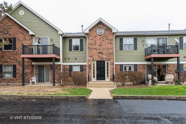 1535 Raymond Drive #104, Naperville, IL 60563 (MLS #10950336) :: The Wexler Group at Keller Williams Preferred Realty