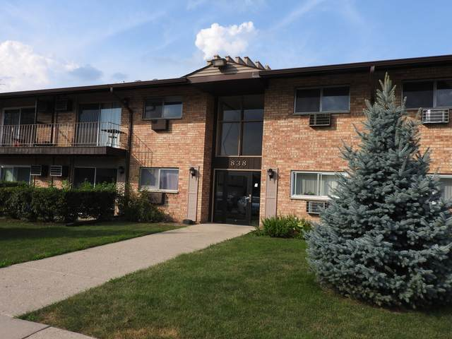 838 E Old Willow Road #205, Prospect Heights, IL 60070 (MLS #10950387) :: The Wexler Group at Keller Williams Preferred Realty