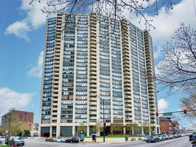 3930 N Pine Grove Avenue #1513, Chicago, IL 60613 (MLS #10950468) :: The Wexler Group at Keller Williams Preferred Realty