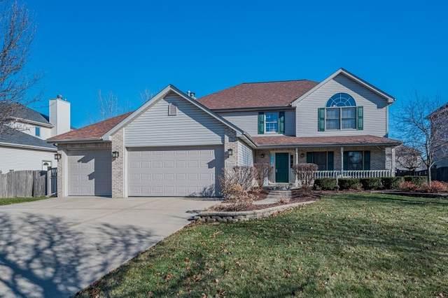 13217 Blackstone Lane, Plainfield, IL 60585 (MLS #10950706) :: Schoon Family Group