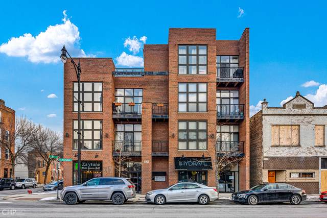 3129 S Morgan Street 3N, Chicago, IL 60608 (MLS #10950718) :: Jacqui Miller Homes