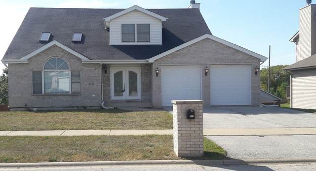 3032 Sandy Ridge Drive, Steger, IL 60475 (MLS #10950726) :: Janet Jurich