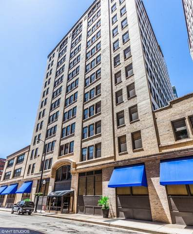 780 S Federal Street #606, Chicago, IL 60605 (MLS #10950728) :: Helen Oliveri Real Estate