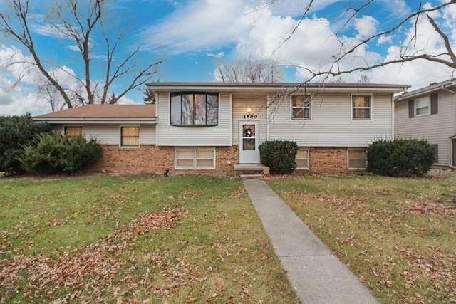1800 Jacobssen Drive, Normal, IL 61761 (MLS #10950966) :: John Lyons Real Estate