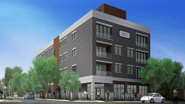 8039 Elmwood Avenue #302, Skokie, IL 60077 (MLS #10951054) :: Helen Oliveri Real Estate