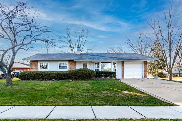 1490 Highland Boulevard, Hoffman Estates, IL 60169 (MLS #10951275) :: Jacqui Miller Homes