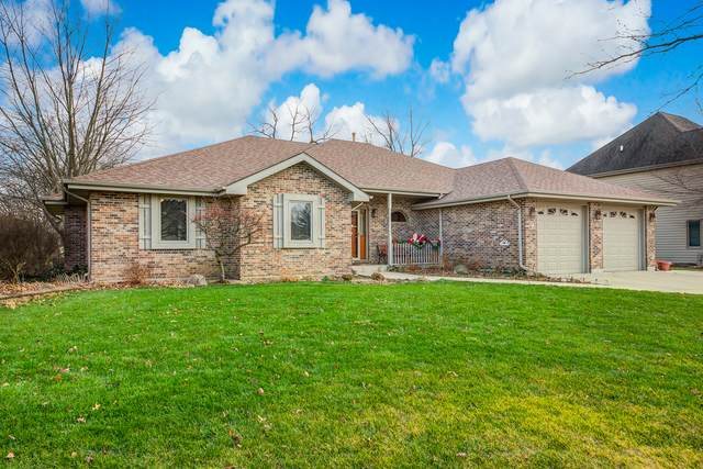 26117 W Highland Drive, Channahon, IL 60410 (MLS #10951284) :: Jacqui Miller Homes