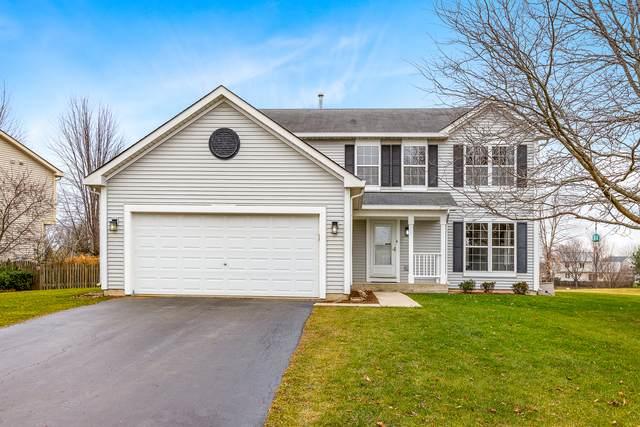 2791 Lindgren Trail, Aurora, IL 60503 (MLS #10951387) :: John Lyons Real Estate