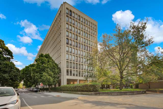 1401 E 55th Street 1004N, Chicago, IL 60615 (MLS #10951498) :: The Wexler Group at Keller Williams Preferred Realty