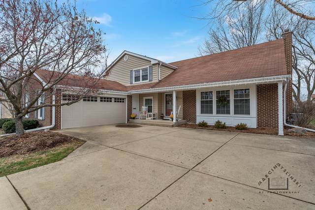 328 E Russet Way, Palatine, IL 60067 (MLS #10951603) :: Schoon Family Group