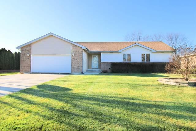 17448 S Heritage Drive, Homer Glen, IL 60491 (MLS #10951670) :: Jacqui Miller Homes