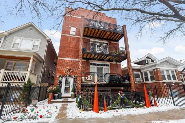 4310 N Richmond Street #3, Chicago, IL 60618 (MLS #10951706) :: Helen Oliveri Real Estate