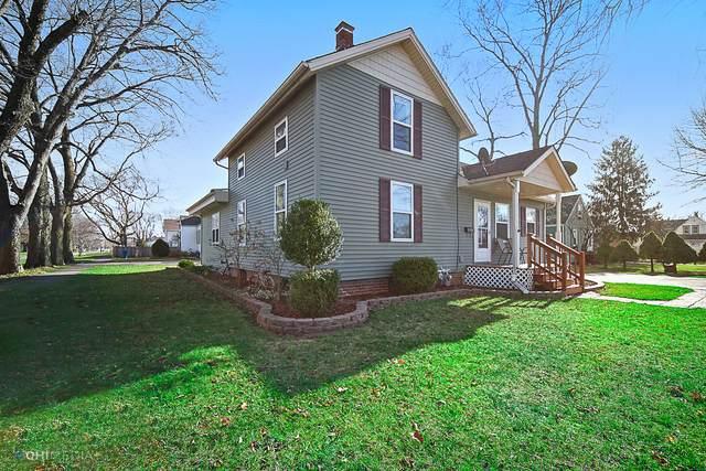 78 Hill Street, Momence, IL 60954 (MLS #10951835) :: Jacqui Miller Homes