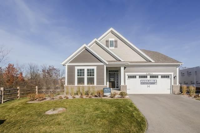 23823 N Muirfield Lot#9 Drive, Kildeer, IL 60047 (MLS #10951858) :: Jacqui Miller Homes
