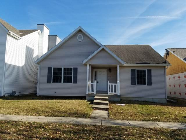 1506 Montgomery Street, Urbana, IL 61802 (MLS #10951922) :: The Dena Furlow Team - Keller Williams Realty
