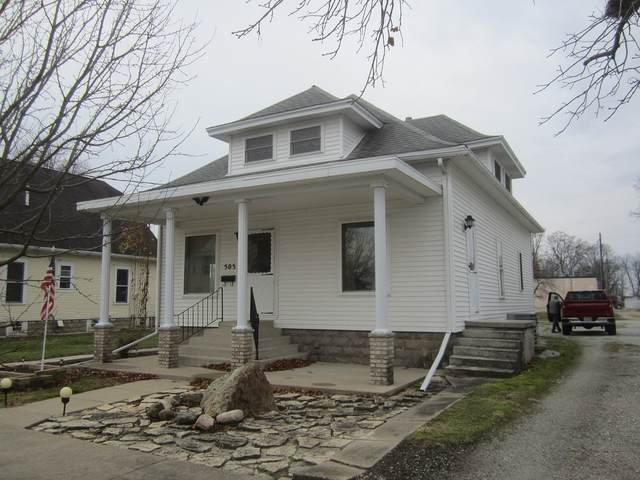 505 Saint Charles Street, Beaverville, IL 60912 (MLS #10952027) :: The Wexler Group at Keller Williams Preferred Realty
