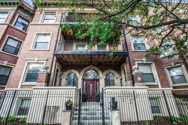 5244 S King Drive Gs, Chicago, IL 60615 (MLS #10952226) :: Helen Oliveri Real Estate