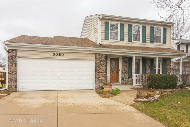 5080 Kingston Drive, Hoffman Estates, IL 60010 (MLS #10952308) :: The Dena Furlow Team - Keller Williams Realty