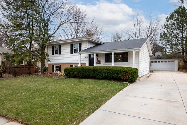 116 S Charles Avenue, Naperville, IL 60540 (MLS #10952420) :: Jacqui Miller Homes