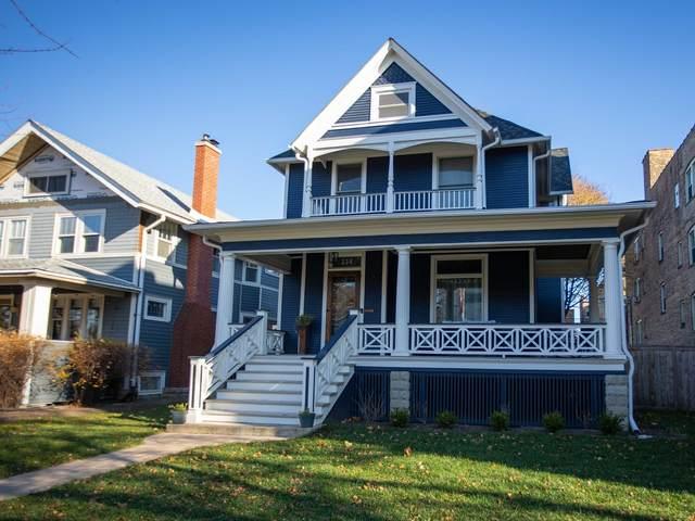334 S Kenilworth Avenue, Oak Park, IL 60302 (MLS #10952445) :: The Dena Furlow Team - Keller Williams Realty