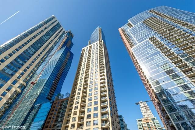 420 E Waterside Drive #306, Chicago, IL 60601 (MLS #10952581) :: The Perotti Group
