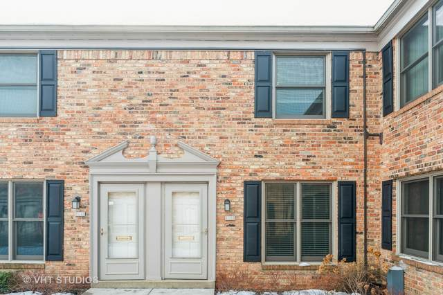 1813 Sessions Walk, Hoffman Estates, IL 60195 (MLS #10952762) :: The Wexler Group at Keller Williams Preferred Realty