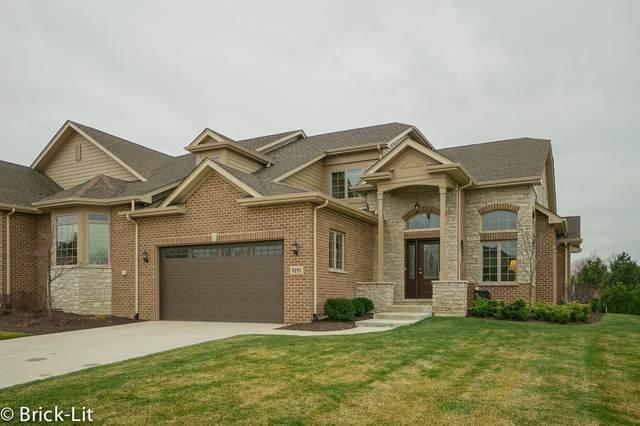 9191 Holland Harbor Circle, Frankfort, IL 60423 (MLS #10952816) :: Jacqui Miller Homes