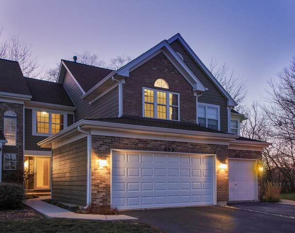 695 Kingsbridge Drive, Carol Stream, IL 60188 (MLS #10952835) :: Jacqui Miller Homes