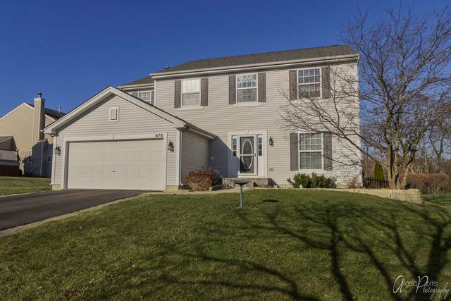 478 N Overlook Trail, Round Lake, IL 60073 (MLS #10952851) :: Janet Jurich