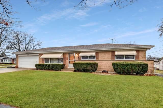 177 Lance Drive, Des Plaines, IL 60016 (MLS #10952860) :: Jacqui Miller Homes