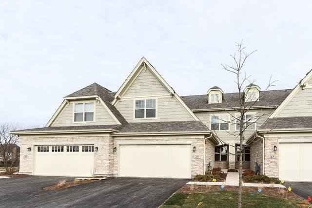 22 Woodland Lot #43 Trail, Lincolnshire, IL 60069 (MLS #10952949) :: Helen Oliveri Real Estate
