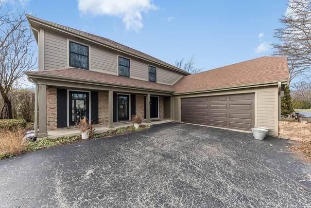 8224 Kathryn Court, Burr Ridge, IL 60527 (MLS #10953035) :: The Perotti Group