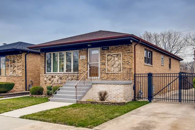 11621 S Avenue H, Chicago, IL 60617 (MLS #10953103) :: John Lyons Real Estate