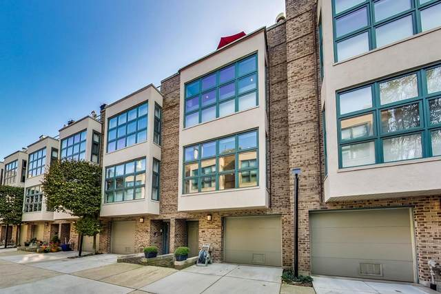777 W Melrose Street, Chicago, IL 60657 (MLS #10953111) :: Helen Oliveri Real Estate